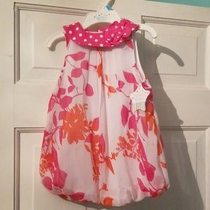 NWT little girls dress